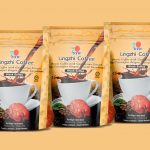 cafe negro con ganoderma, reishi dxn