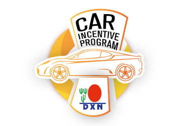 Programa de incentivo de coche DXN