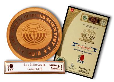 certificados dxn