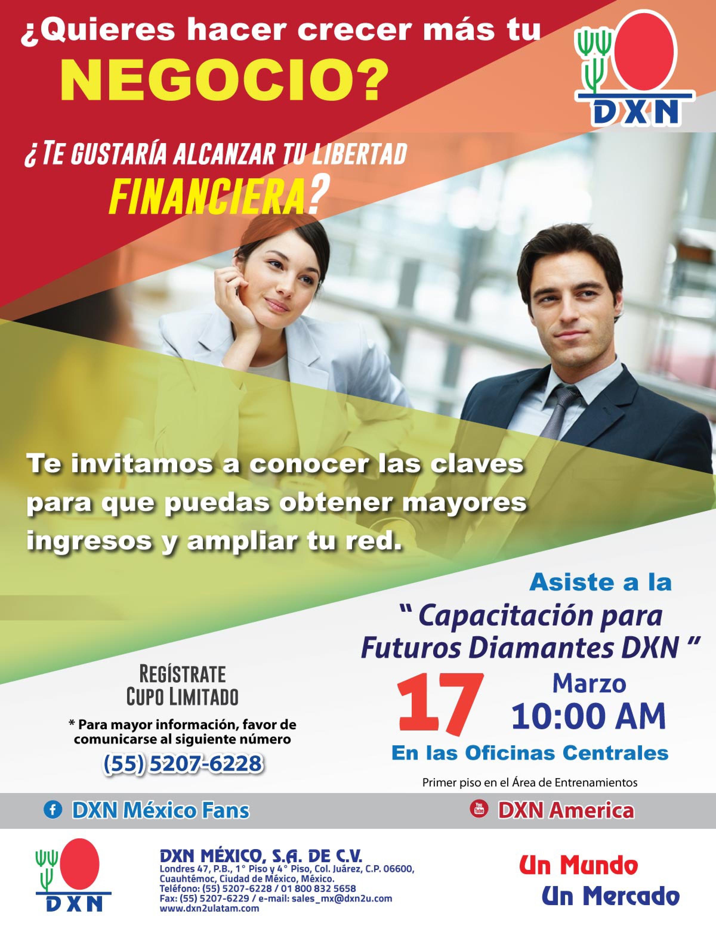 DXN México