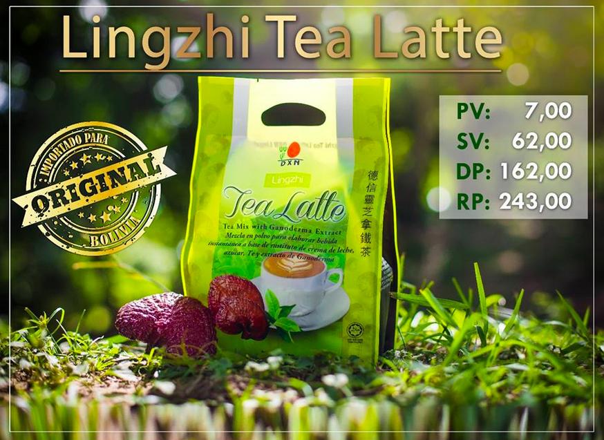 DXN Bolivia Lingzhi Tea Latte