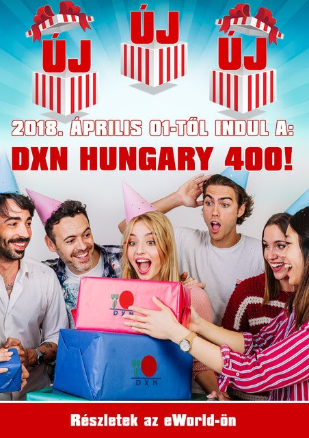 DXN Hungary - DXN Hungría - DXN Magyarország