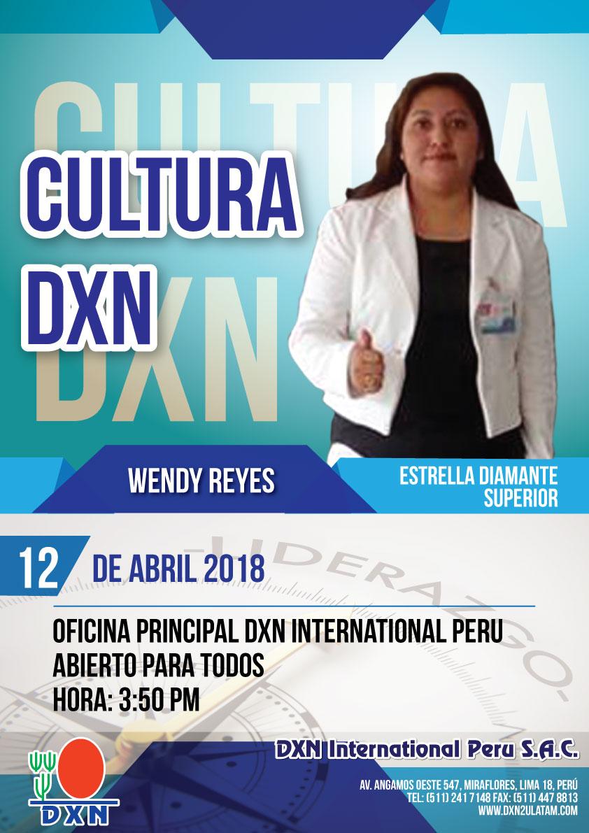 DXN PERU - Cultura DXN_120218
