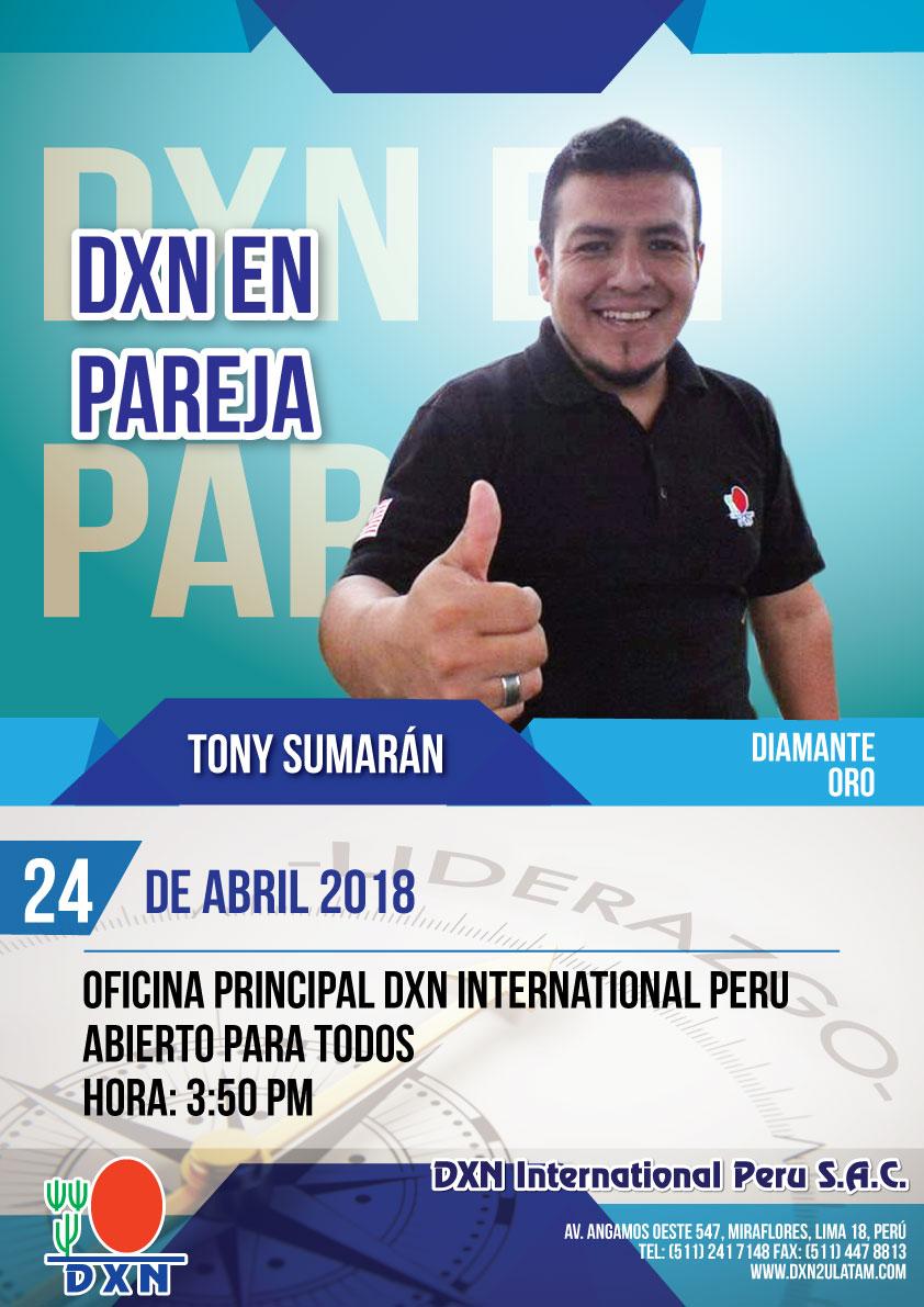 DXN PERU - DXN en pareja