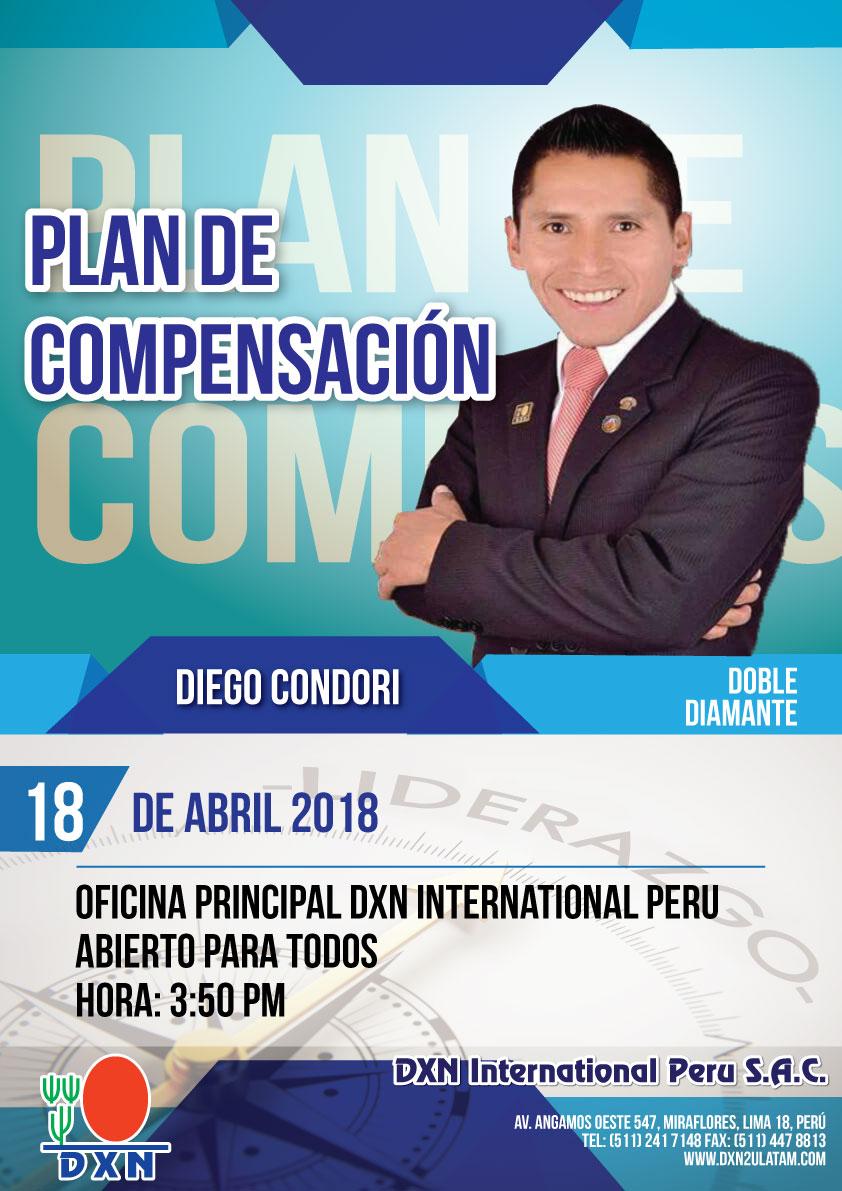 DXN PERU - Plan de Compensación
