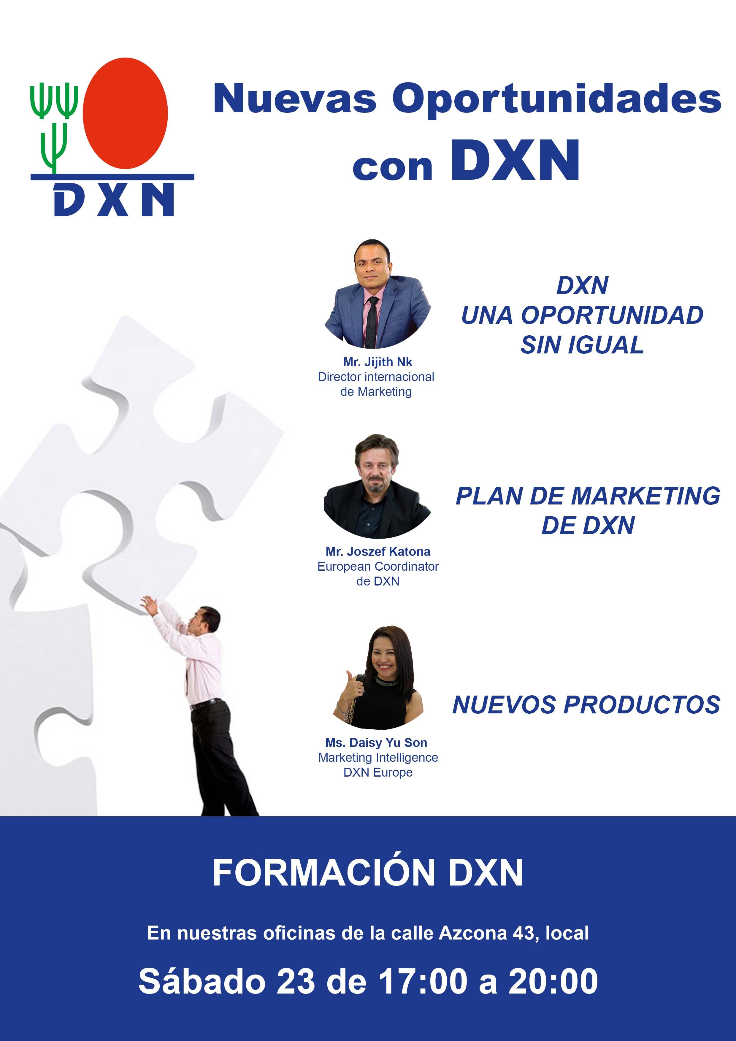 DXN España - DXN Spain