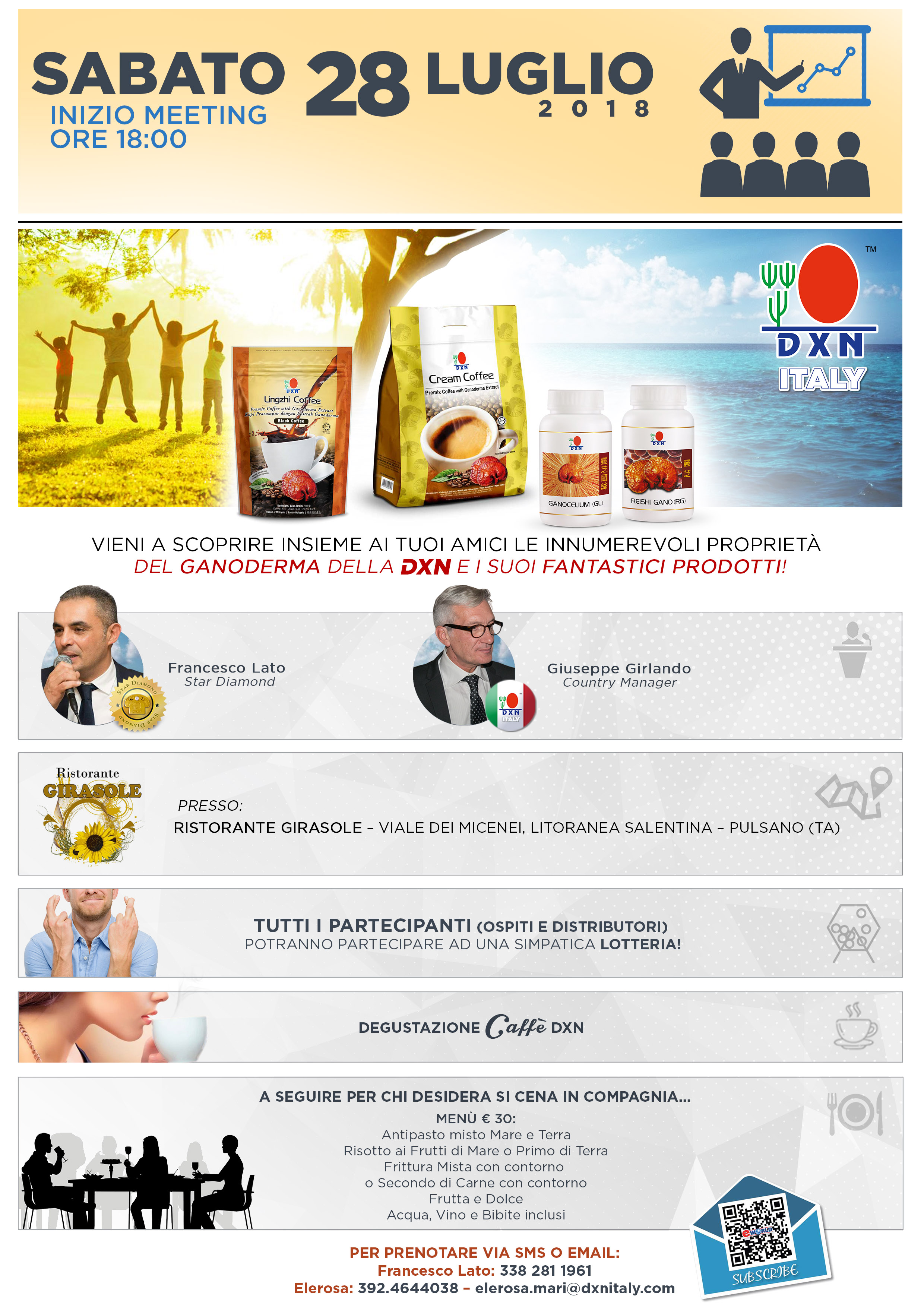 DXN Italia - DXN Italy